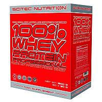 Сывороточный протеин вей профешенал 100% Whey Protein Professional (60*30 g mix)