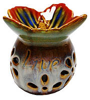 Аромо-лампа бабочка, 90х100х90