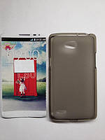 Чехол силиконовый  для LG L80 D380