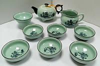 Набор для чайной церемонии, чайник, пиалы 6 шт, чахай, сито