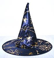 Шляпа ведьмы Насекомые (золото) 090916-020