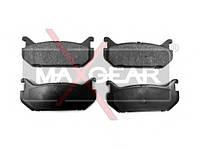 Колодки тормозные задние 19-0460 (MAZDA 626 92-)
