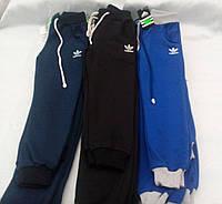 Детские теплые штаны с начесом (98-128р)