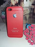 Чехол силикон Creative IPhone 4/4S -  Люкс