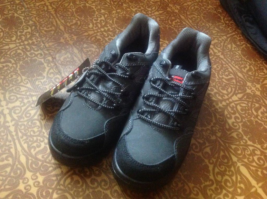 Рабочие ботинки BlackRock со стальным носком 43р.
