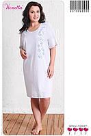 Ночная сорочка женская (туника) большого размера.