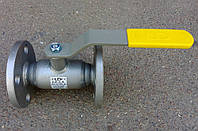 Кран шаровый фланцевый стальной полнопроходной LD Ду 125 Ру16