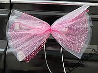 Набор свадебных украшений на машину+ голуби свадеб