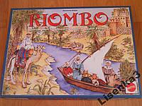 Riombo - игра настольная для всей семьи