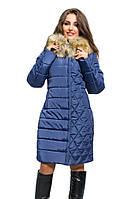 Модная куртка с оригинальным дизайном (рр 46-56), разные цвета