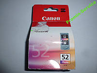 Картридж Canon CL-52 Photo Color iP6210D iP6220D