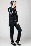 Женский спортивный костюм LOVE черный