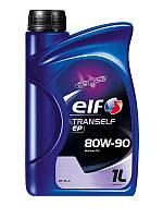 Масло elf tranself ep 80w90 (Трансмиссионное) в мост Франция 458626 1Л