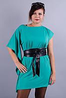 Ирма. Молодёжные платья. Бирюза.(Р)., фото 1