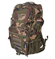 Рюкзак Туристический нейлон Innturt Middle A1018-4 camouflage, рюкзак на охоту, рюкзак болотная маскировка