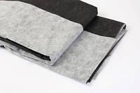 """Агроволокно черное-белое двухслойное, плотность 50г/м.кв. размер: 0,8х100м - """"Agreen"""""""