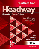 New Headway 4th Ed Elementary: Teacher's Book Pack