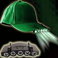 "Фонарик для кепки - ""CAP LIGHT"""