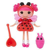 Кукла MiniLalaloopsy Волшебные крылья Божья Коровка с аксессуарами 543893