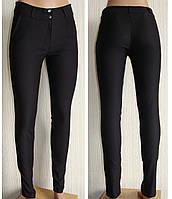 Утепленные женские брюки. Большие размеры. Код 451.