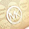 Кошелек женские Michael Kors gold