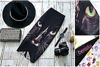 Женская юбка с рисунком кошки,очень красивая!