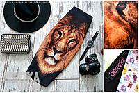 Женская юбка с рисунком льва,очень красивая!