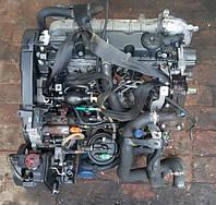 Двигатель голый DW10TD, RHY б/у 2.0HDi на Citroen Berlingo, Peugeot Partner (66 кВт, 90 лс)  1999-2008