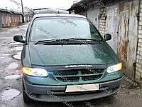 Мухобойка-дефлектор Dodge Caravan III 1996-2001