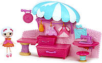 Набор кукол Mini Lalaloopsy Модное превращение Модный бутик с аксессуарами 541400