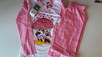 Пижама Микки для девочки.Дисней