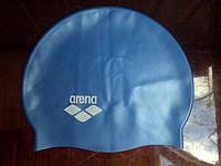 Шапочка для плавания arena