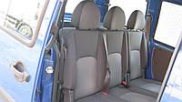 Сиденье заднее оригинальное и ремень Фиат Добло / Fiat Doblo 2008