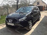 Мухобойка-дефлектор Nissan Qashqai II 2013-н.в.