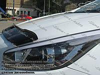 Мухобойка-дефлектор Ford Focus II FL 2008-2011