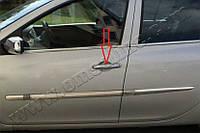 Накладки на ручки 2шт Renault Clio III 2005-2012