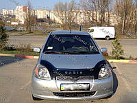 Мухобойка-дефлектор Toyota Yaris I 1999-2006