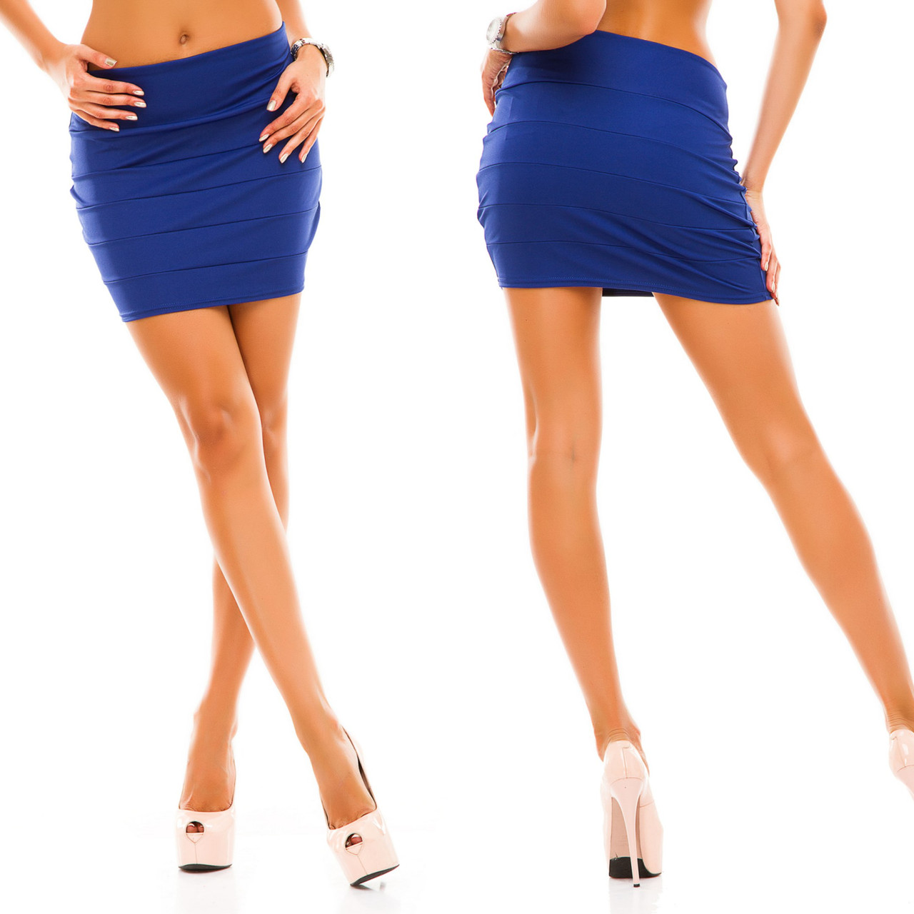 Яркая юбка доставка