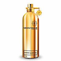 Мужская парфюмированная вода Montale Amber & Spices 100 ml