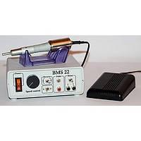 Профессиональный фрезер для маникюра и педикюра BMS-22. Мощность: 45 000 об.,100 ватт