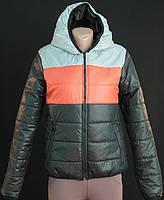 Куртка на синтепоне теплая42, 44, 46, 48-50, 52-54