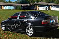 Накладки дверных стоек 6шт BMW E36 1990-2000