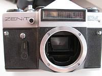 Фотоаппарат Зенит-ЕМ с объективом Гелиос- 44м