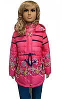 Куртка  для девочек, примерно на 3-7 лет. Верх  п