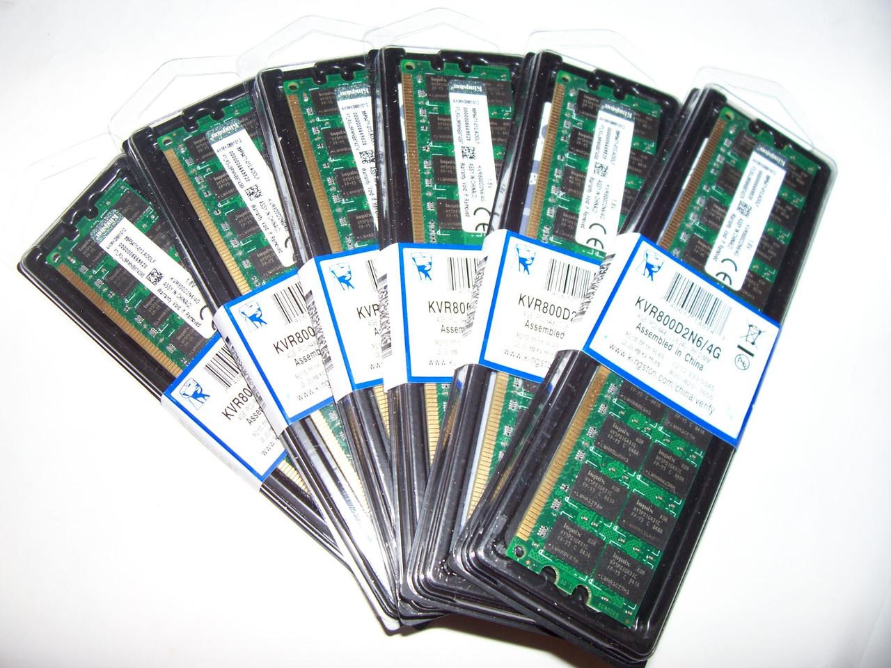 Суперцена!  DDR2 4-Gb 800 Только 20 шт и 20 дней!
