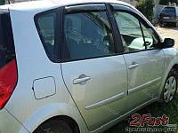 Ветровики-дефлекторы Renault Scenic II 2003-2009