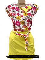Красивое офисное платье на лето 42, 44, 46,48