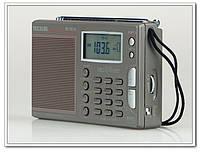 Цифровой радиоприемник Tecsun PL-757A FM,LW,SW,MW волны с двойным преобразованием частоты