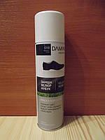 Краска аэрозоль для гладкой кожи темно коричневый DАМАVІК