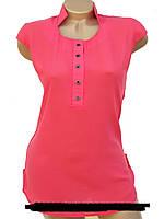 Легкая женская блуза из шифона р. 42,44,46 и 48
